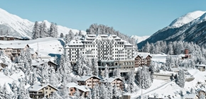 Carlton Hotel St. Moritz Wins Forbes Travel Guide 2019 Star Award