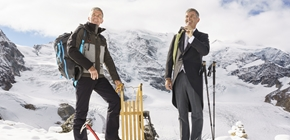 Winter adventures at the Carlton Hotel<br/>